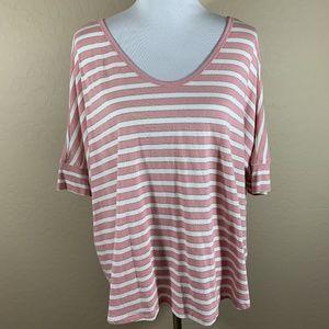 Gap XL Striped Shirt